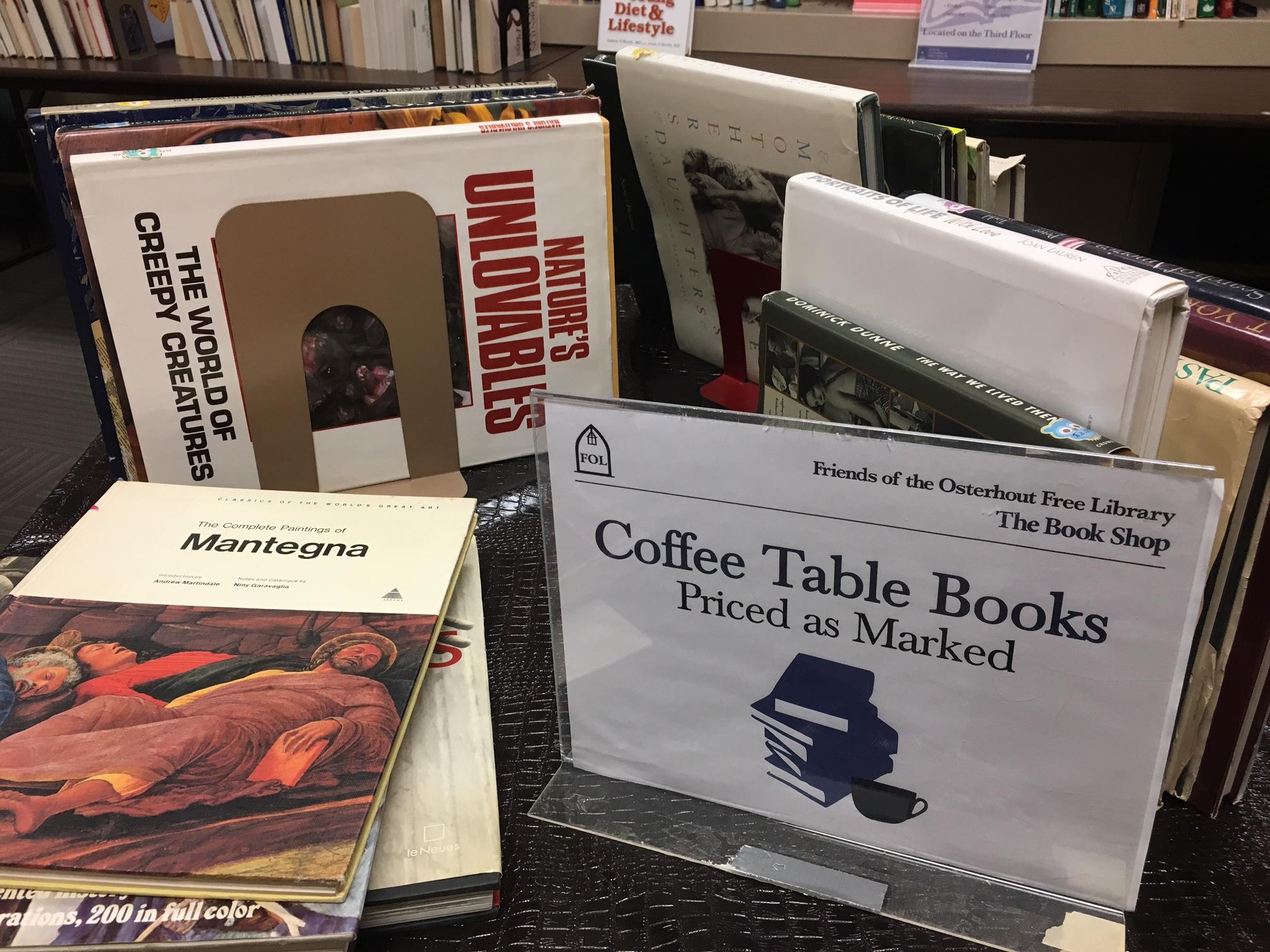 Friends book shop osterhout free library follow link fandeluxe Gallery