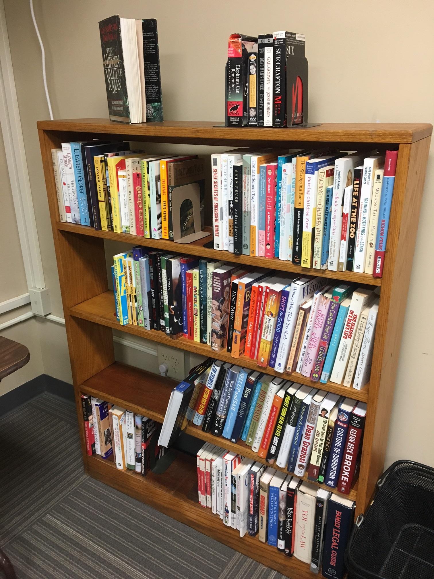 Friends book shop osterhout free library follow link fandeluxe Images