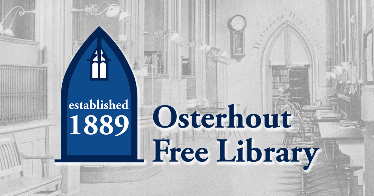 Kids osterhout free library fandeluxe Gallery