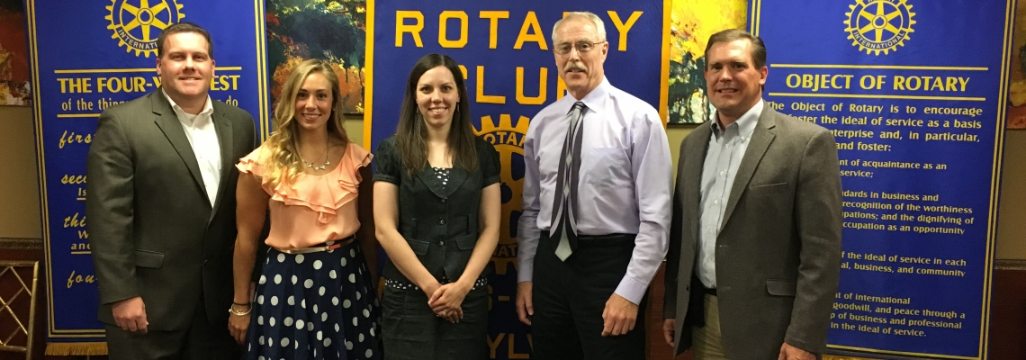 ROTARY CLUB AND WILKES UNIVERSITY TO COHOST GEORGE RALSTON GOLF CLASSIC