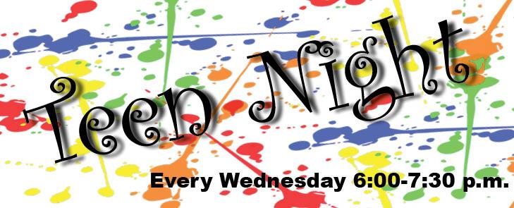 Teen-Night-Banner