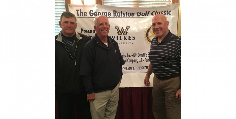 George Ralston Golf Classic Winners