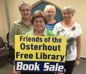 41st Annual Friends Book Sale set for June 16-24
