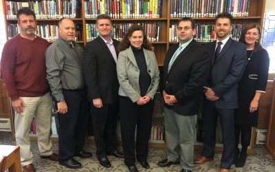 Over $400,000 of State Funds support the completion of the Osterhout Free Library's HVAC System Overhaul