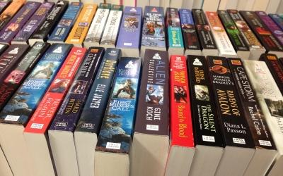 Friends Book Shop adds Saturday Hours