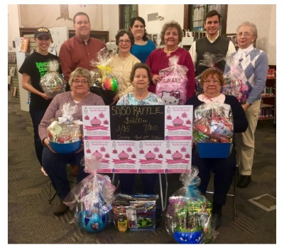 Books, Baskets & Bake Sale North Branch Fundraiser